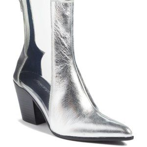NEW Jeffrey Campbell Chelsea Cowgirl Leather Boots